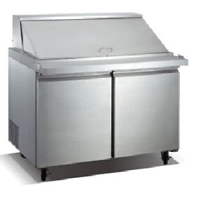 Commercial Restaurant Refrigerated Prep Table