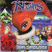 Sega Saturn Christmas Nights