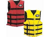 Wanted Wetsuit & Life Jacket.