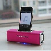 iPhone 4 Portable Speakers