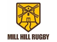 Mill Hill Rugby Club in North London Recruiting Now!!! All Welcome!