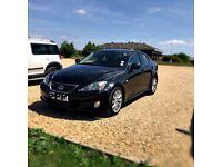 Lexus IS250 SE Auto Navigation, Camera, Bluetooth