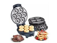 3 in 1 snack maker (including waffles)