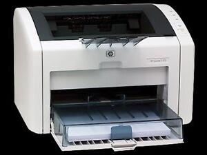 HP Laserjet 1022 printer B&W Laser Margaret River Margaret River Area Preview