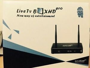 Live TV HD Pro Indian Channels Tv Box Bayswater North Maroondah Area Preview