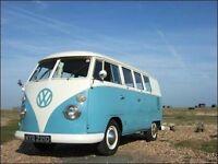 7 day VW camper van hire, Glastonbury dates (18 - 25 June)