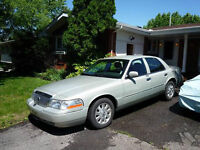 2004 Mercury Grand Marquis Berline