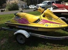 1996 sea Doo xp with trailer Blind Bight Casey Area Preview