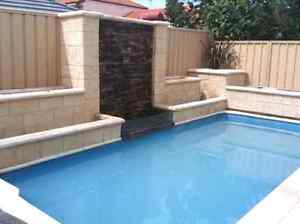Landscaping and limestone walls Perth Perth City Area Preview