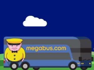 Megabus Tickets - Toronto to Montreal and Return