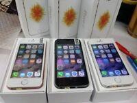 iPhone SE 32gb brand new seal box one year apple warranty
