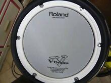 Roland PDX-8 Mesh drum Pad, Dual Zone Strathfield Strathfield Area Preview