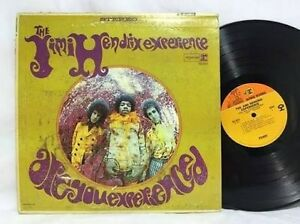 CLASSIC VINYL RECORD JIMI HENDRIX 1967 Athelstone Campbelltown Area Preview