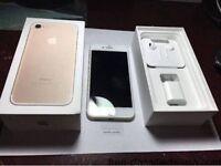 unlocked brand new apple iphone 7 32GB apple warranty