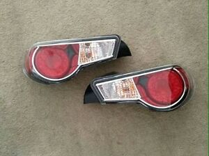 Toyota 86 Tail Lights Blackburn North Whitehorse Area Preview