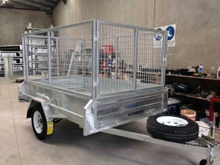 Trailer Hire $40 per Day