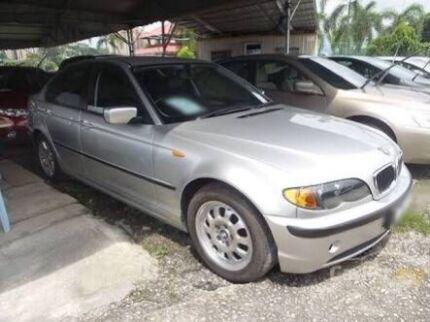 BMW 318i 2004 - Broken Timing Belt/Chain - Needs Repair - $1500