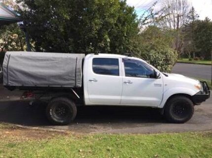 WANTED: Dual Cab Canvas Canopy and Frame Perth CBD Perth City Preview