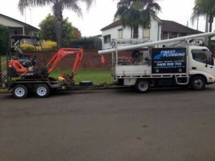 Cheap excavator dry hire $250 Blacktown Blacktown Area Preview