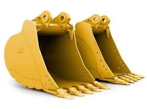Looking for excavator buckets suit 5.5 ton machine Glenroy Albury Area Preview