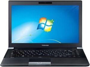 """Toshiba Tecra R940 Core i7, 14"""" display, 8Gb ddr3 128Gb SSD Win 7/10 Devon Park Port Adelaide Area Preview"""