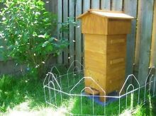Bee hive set up at your back yard. No stings. Easy. Pure honey Fairfield Fairfield Area Preview