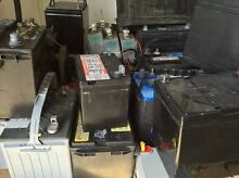 Old BATTERIES Wanted - Car Truck Batteries wanted used or dead Cessnock Cessnock Area Preview