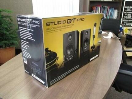Samson Studio GT PRO Speakers + Mic