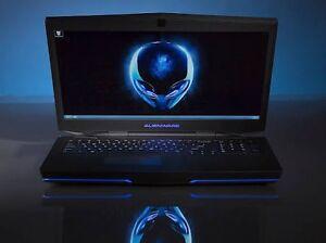 """Alienware gaming laptop 17"""" Frankston Frankston Area Preview"""