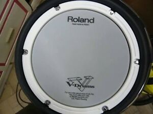 Roland PDX-8 Dual Zone Mesh Head Drum Pad Strathfield Strathfield Area Preview