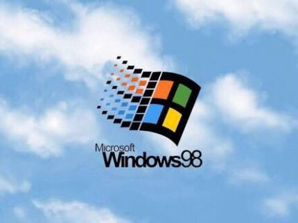 WTB - WINDOWS 98 CD Maryland 2287 Newcastle Area Preview