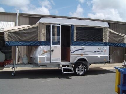 2011 Jayco Swan Outback (off road) Ferny Grove Brisbane North West Preview