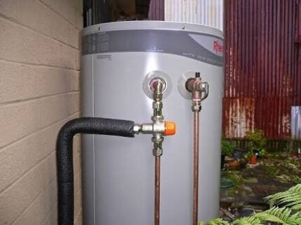 hot water system repair and installs