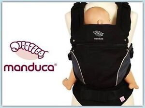 Manduca My Baby Carrier (Black) Bolivar Salisbury Area Preview
