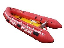 Arancia inflatable boat and outboard Kangaroo Point Brisbane South East Preview
