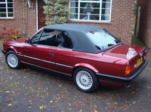 BMW E30 3-Series Convertible Hardtop Roof West End Brisbane South West Preview
