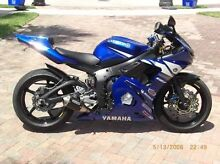 WANTED: Yamaha YZF R6******2005 fairings Griffith Griffith Area Preview