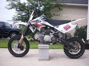 WTB crf50 or pitbike Berserker Rockhampton City Preview
