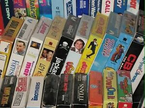 Wanted VHS Tapes Busselton Busselton Area Preview