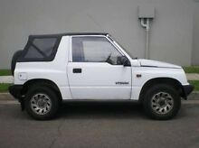 Wanted: Suzuki Vitara 2 door soft top Taree Greater Taree Area Preview