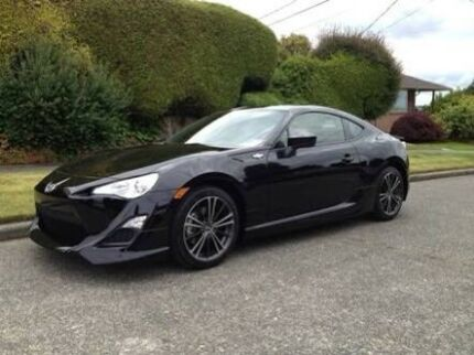 Wanted: Want to buy black Toyota 86