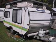 Wanted viscount sea breeze caravan or other Wangi Wangi Lake Macquarie Area Preview