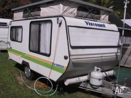 Wanted viscount sea breeze caravan or other Wangi Wangi Lake Macquarie Area Preview