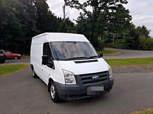 FORD TRANSIT 2006 TD HI-TOP DELIVERY VAN LOW KMS! Welshpool Canning Area Preview