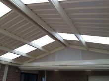 ROOFING AND PERGOLAS - FREE MEASURE AND QUOTE Raby Campbelltown Area Preview
