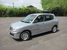 2004 Japanese Dahatsu Sirion 3 cylinder Athelstone Campbelltown Area Preview