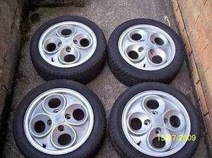 WANTED........... SET OF 4 FORD ESCORT MK3 - XR3 / XR3i WHEELS Frankston Frankston Area Preview
