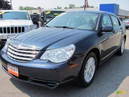 Chrysler sebring ltd 2007