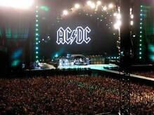 ACDC ticket for tonight 27 november West Perth Perth City Preview