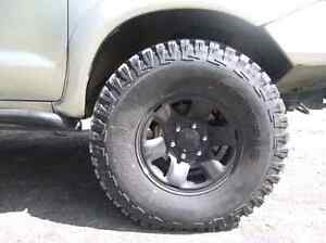 WTB Patrol gu steelies and 285/75r16 33's Albany Albany Area Preview